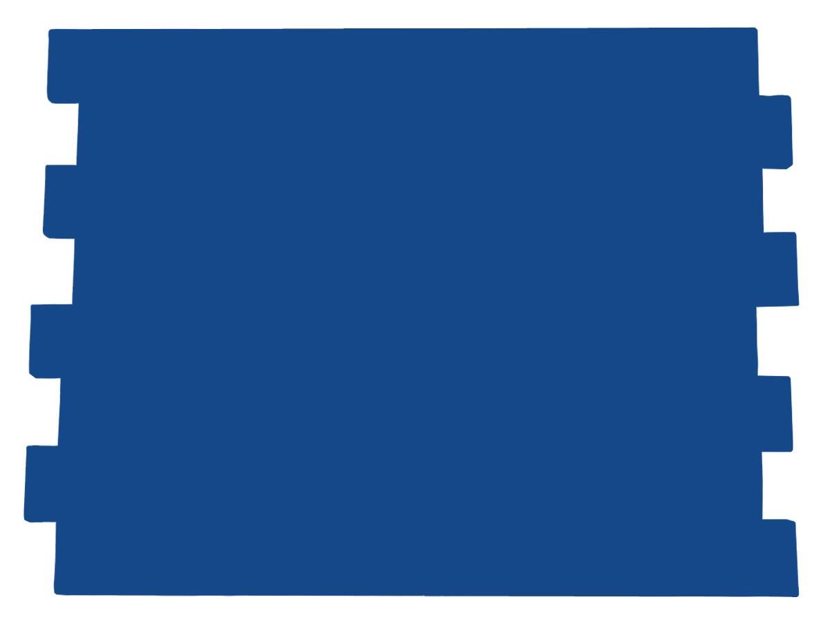 Цвет Signal blue